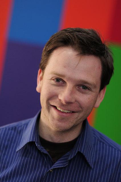 Author Matt Butcher