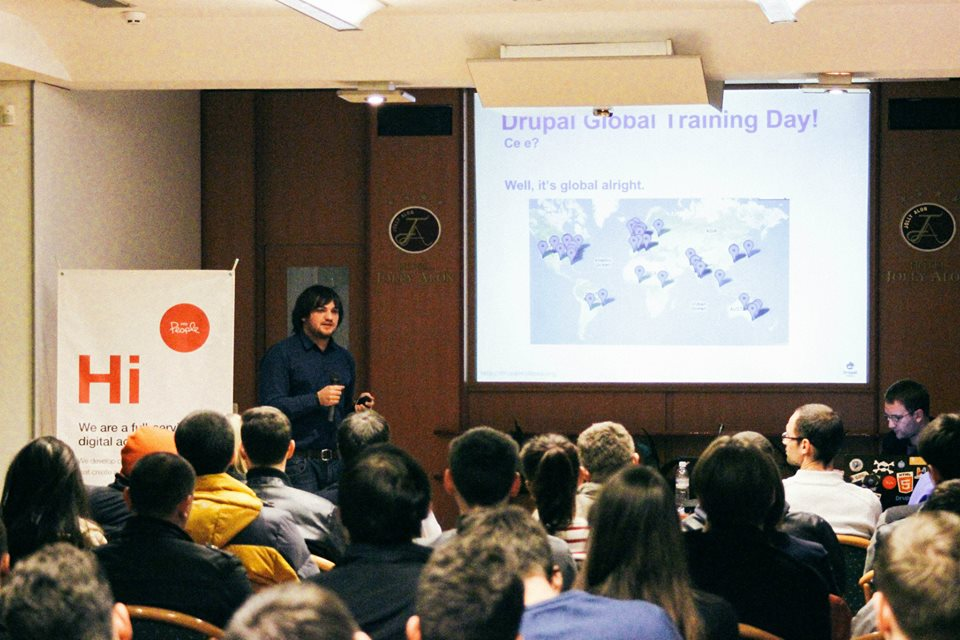 Global Training Day presenter