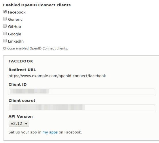 Client configuration | Drupal 8 guide on Drupal org