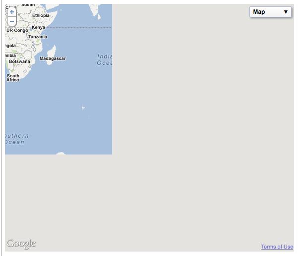 update to use google maps api v3