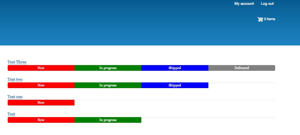 Progress Bar Formatter Drupal Org