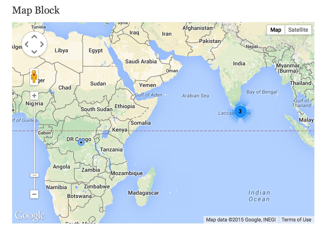 Google Map Field Block | Drupal.org