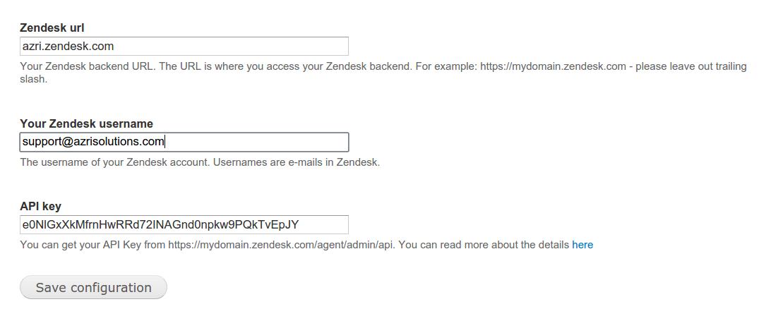 Webform ZenDesk Integration   Drupal org