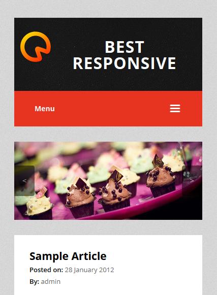 Best Responsive Drupal Org