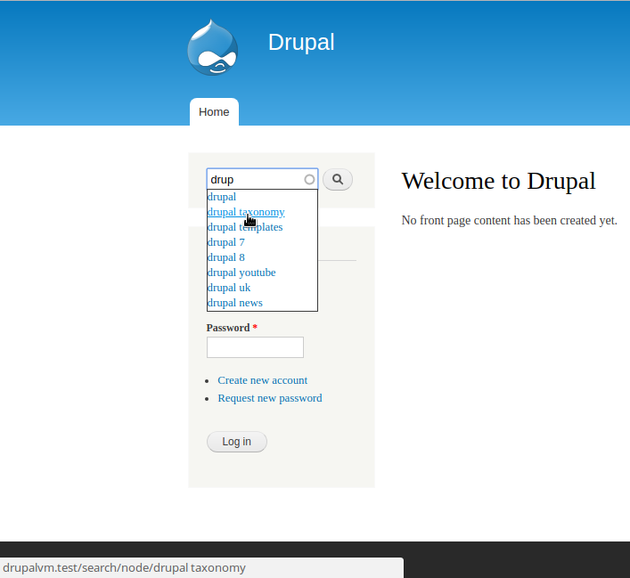 Bing Autosuggest API | Drupal org