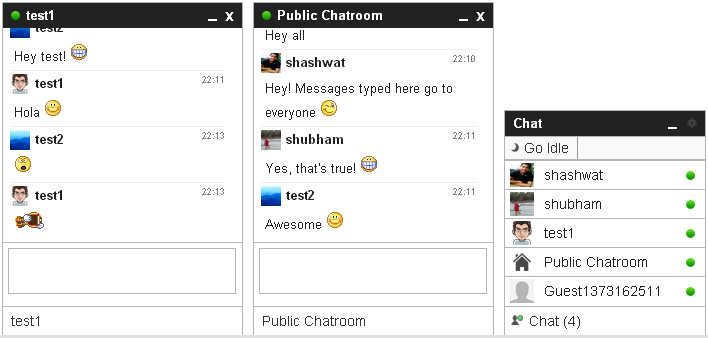 chatroom online