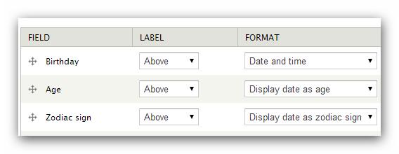Date Formats | Drupal org