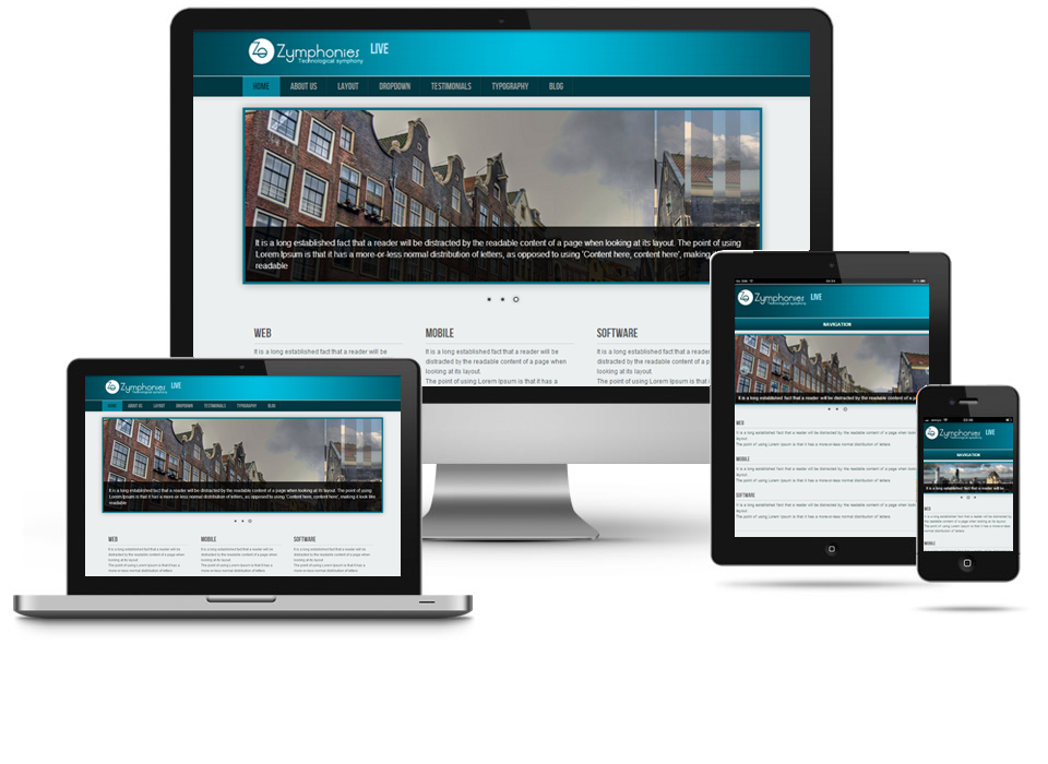 drupal responsive themes