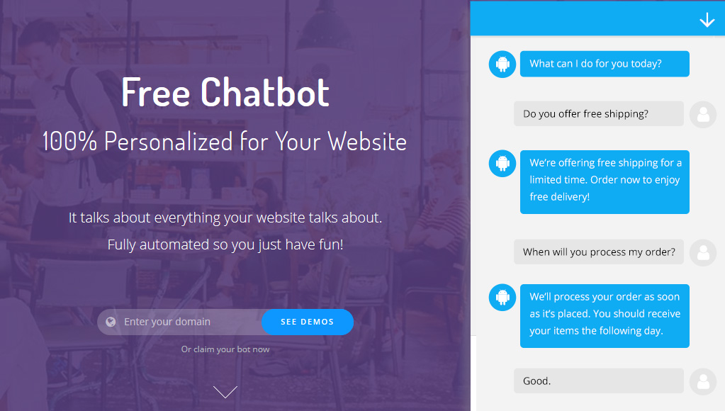 Acobot Lead Generation AI Chatbot | Drupal org