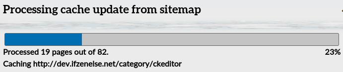 xml sitemap http cache drupal org