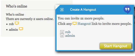 Droogle Hangout | Drupal org