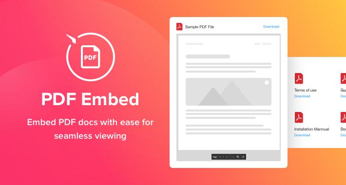 Elfsight PDF Embed   Drupal org