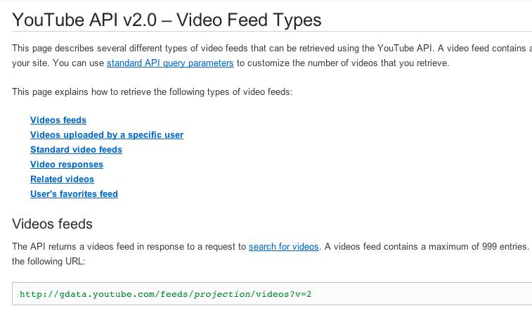 Feeds YouTube Fetcher | Drupal org
