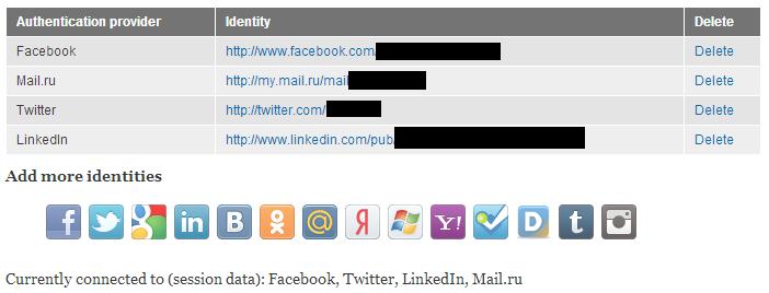 HybridAuth Social Login | Drupal org