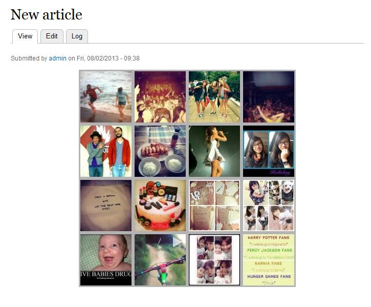 Instagram Feeds   Drupal org