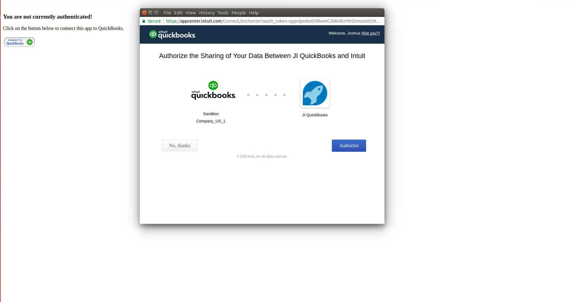 Drupal QuickBooks Integration | Drupal org