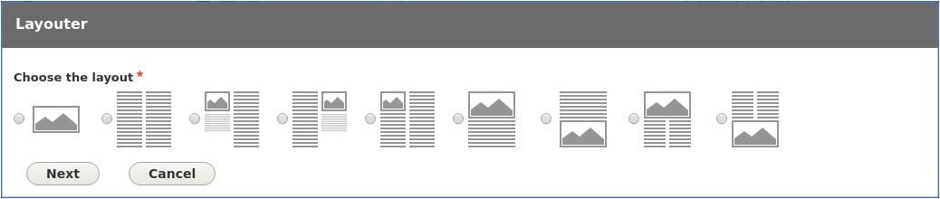 drupal layout templates