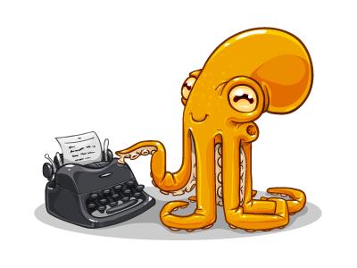 Octopress Logo