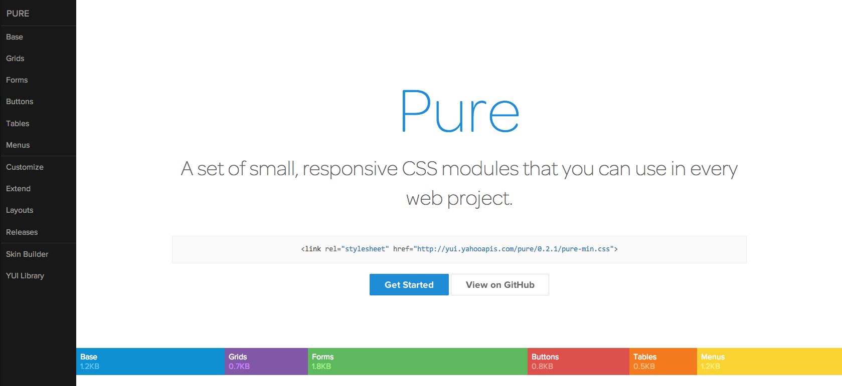 Pure theme | Drupal.org