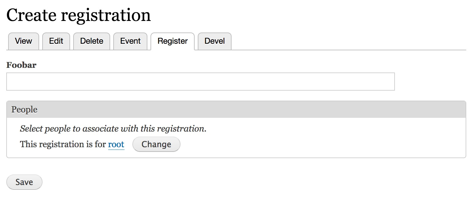 Rng events and registrations drupal registration form falaconquin