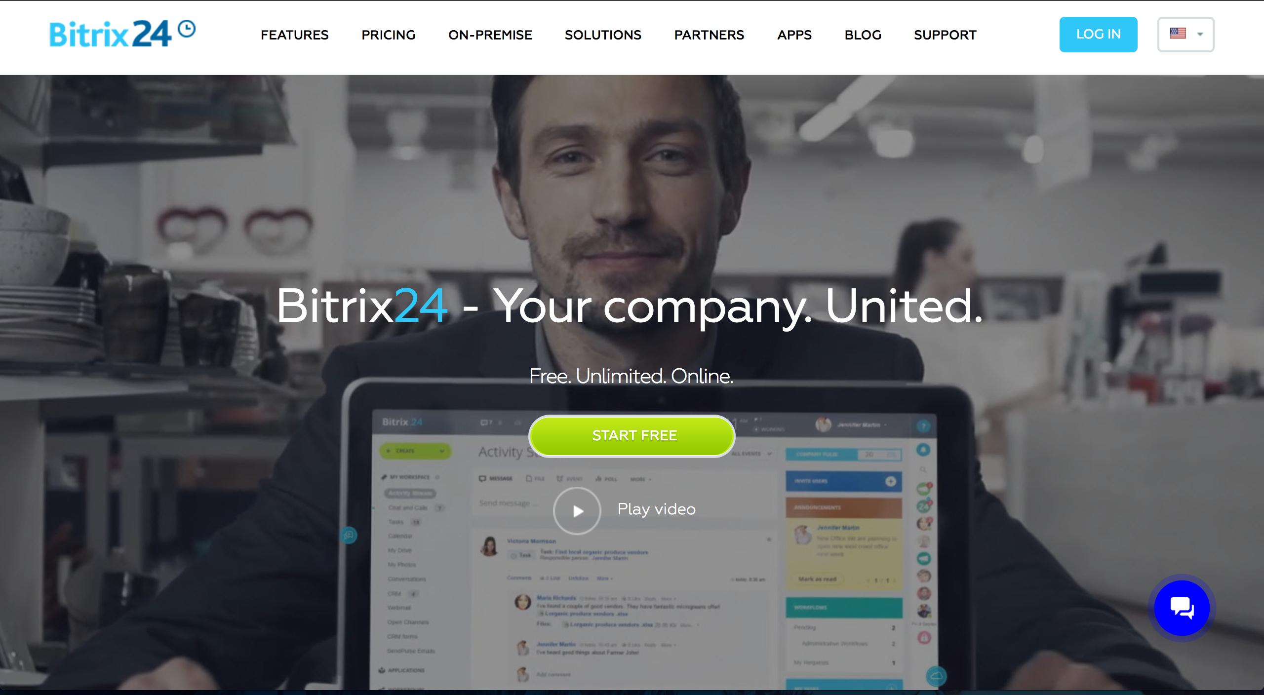 Bitrix24 drupal битрикс24 поддержка crm
