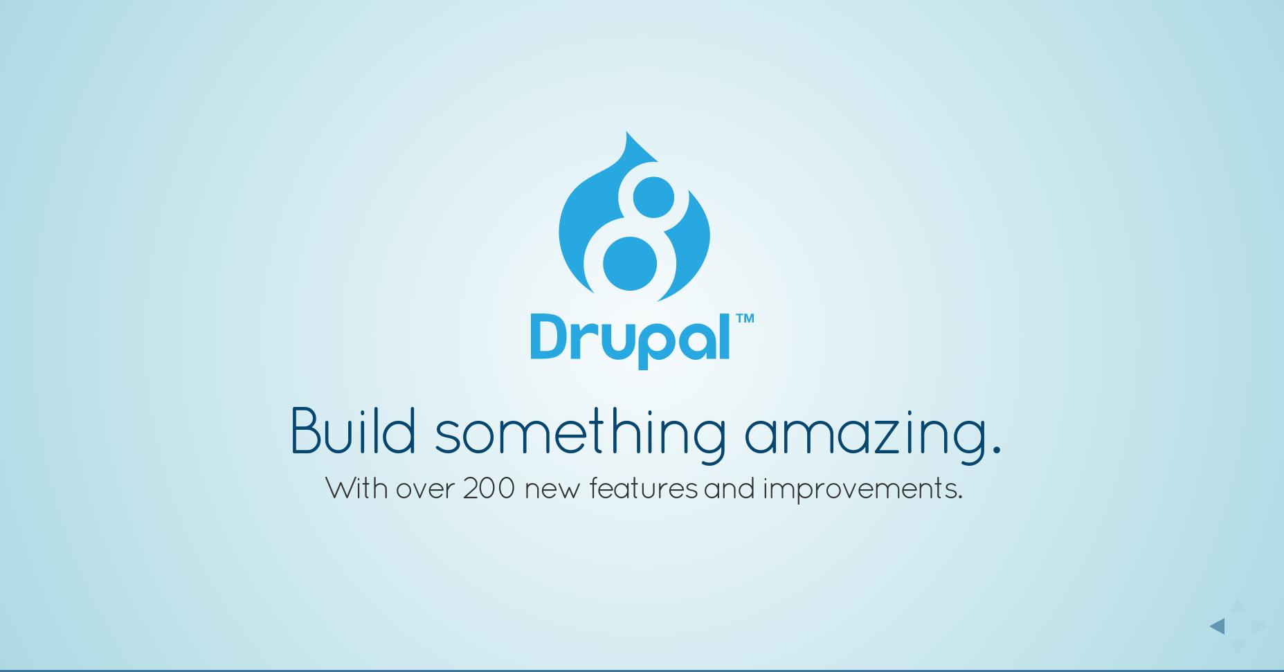 slides presentation drupal org