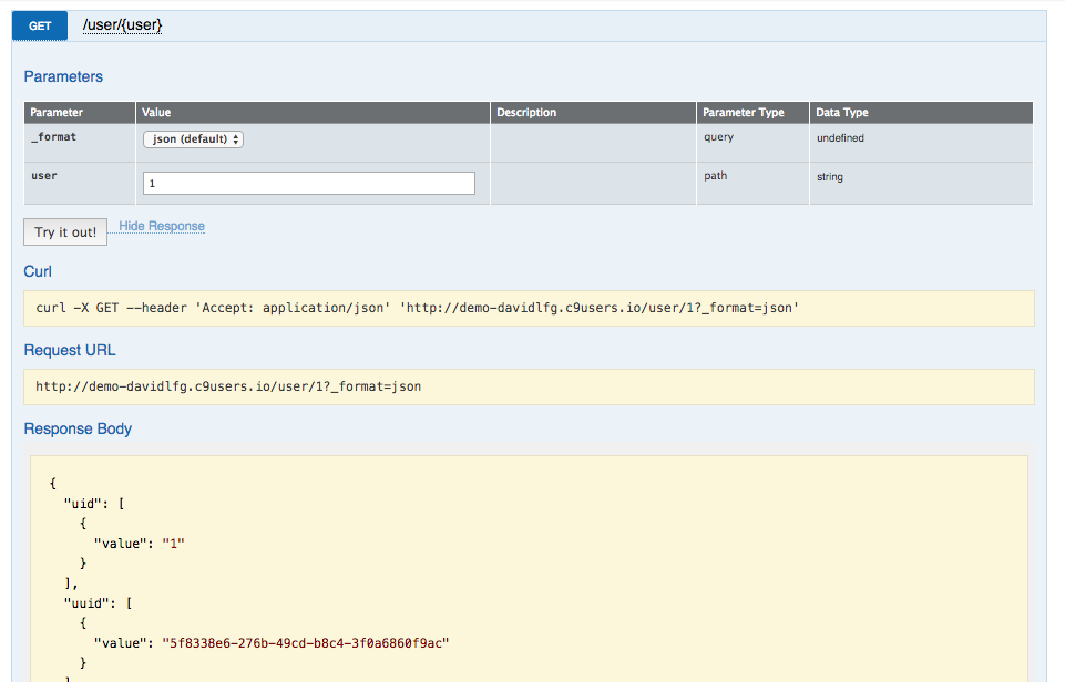 Swagger php | Drupal org