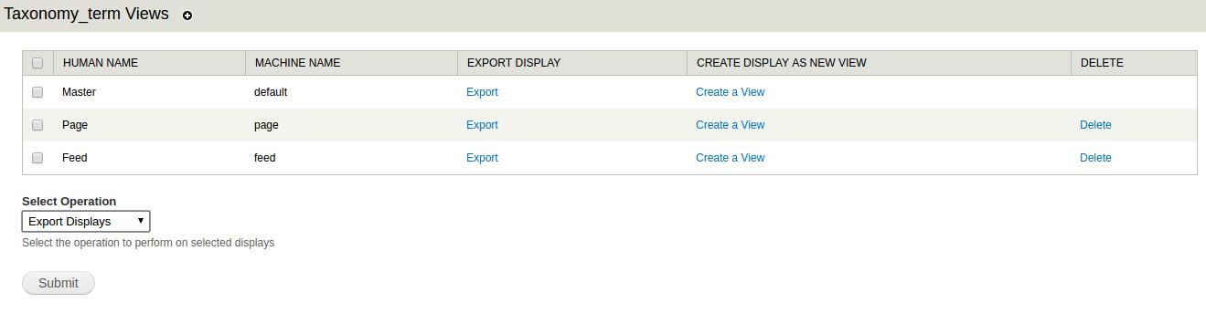 Views Tools   Drupal org