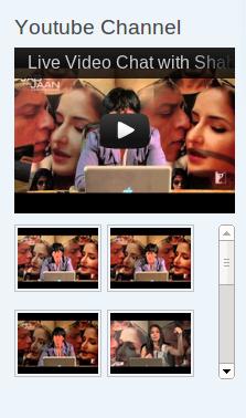YoutubeChannel | Drupal org