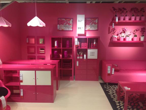 Pink living room | Drupal.org