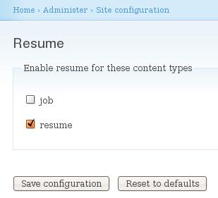 job search drupal org
