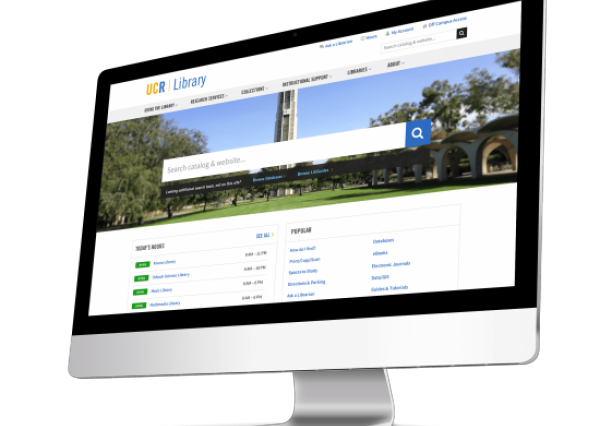 Chapter Three | UCR Library homepage