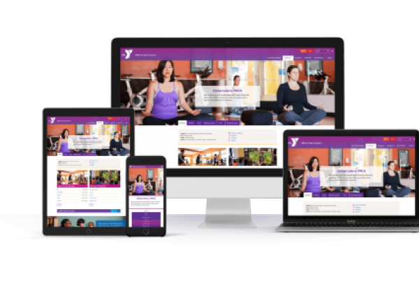 YMCA Responsive Website by Chapter Three