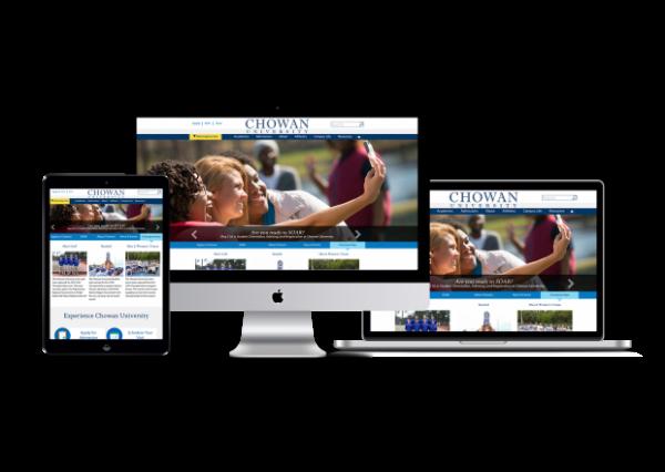 Chowan University Homepage