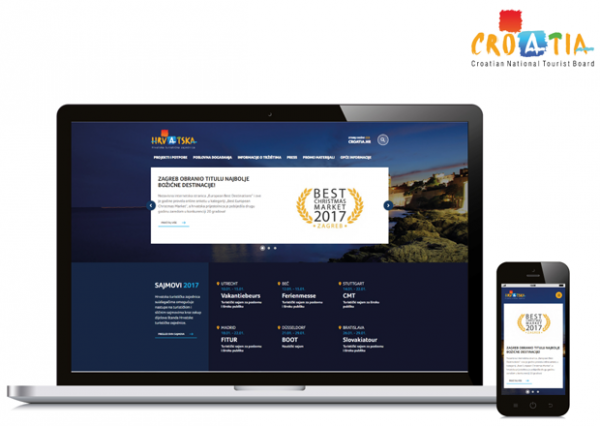 HTZ Business homepage