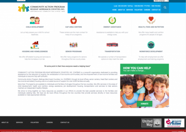 Community Action Program Belknap-Merrimack Counties, Inc.