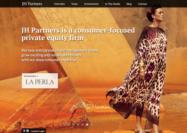 JH Partners Home Page