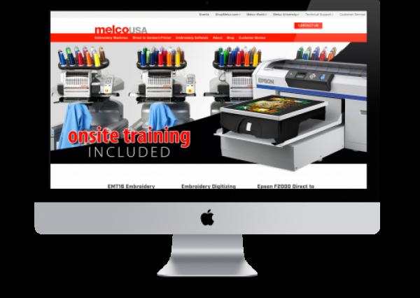 Melco Website