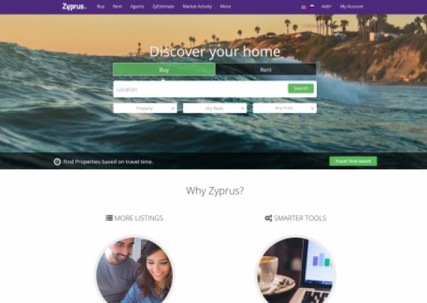Zyprus Homepage