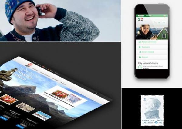 Telegreenland collage