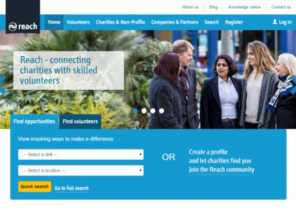 Reach Skills Homepage