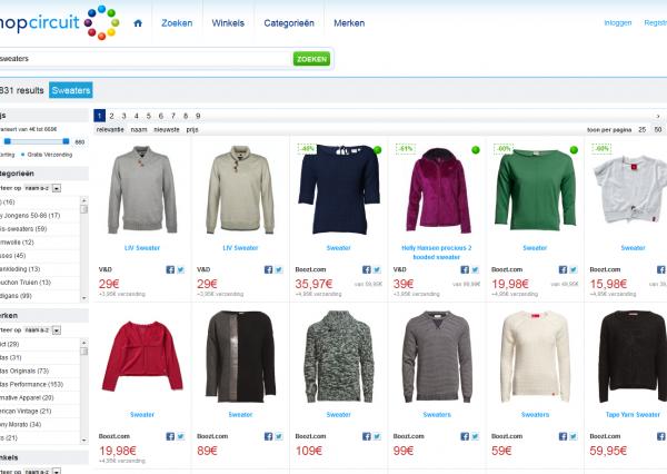 ShopCircuit Homepage