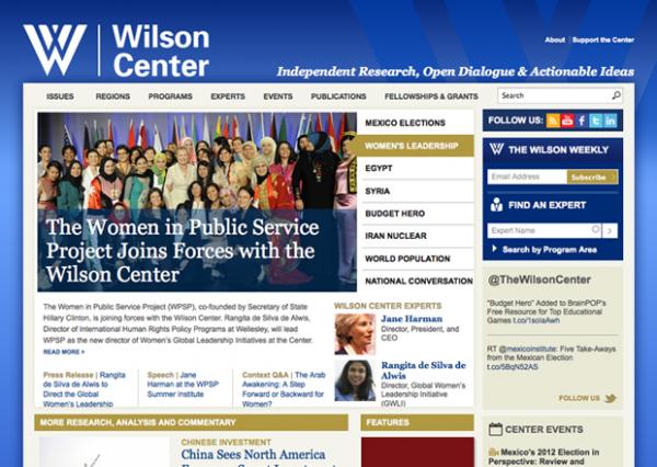 Woodrow Wilson International Center for Scholars