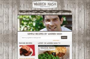 Warren Nash homepage