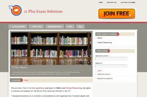 11 Plus Exam Solutions