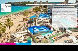 Wave House Mallorca Screenshot