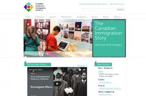 Canadian Museum of Immigration at Pier 21 Drupal Homepage