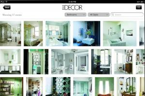 Elle Decor Lookbook App screenshot