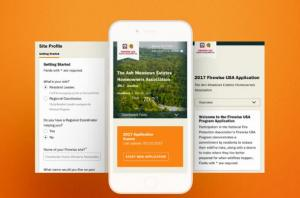 Mobile responsive Drupal website for Firewise USA