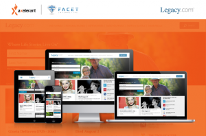 Legacy.com Case Study by Axelerant